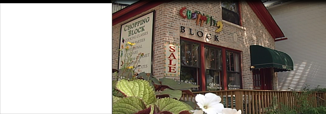 The Chopping Blocks Story