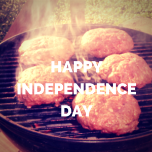 Burger Independence Day