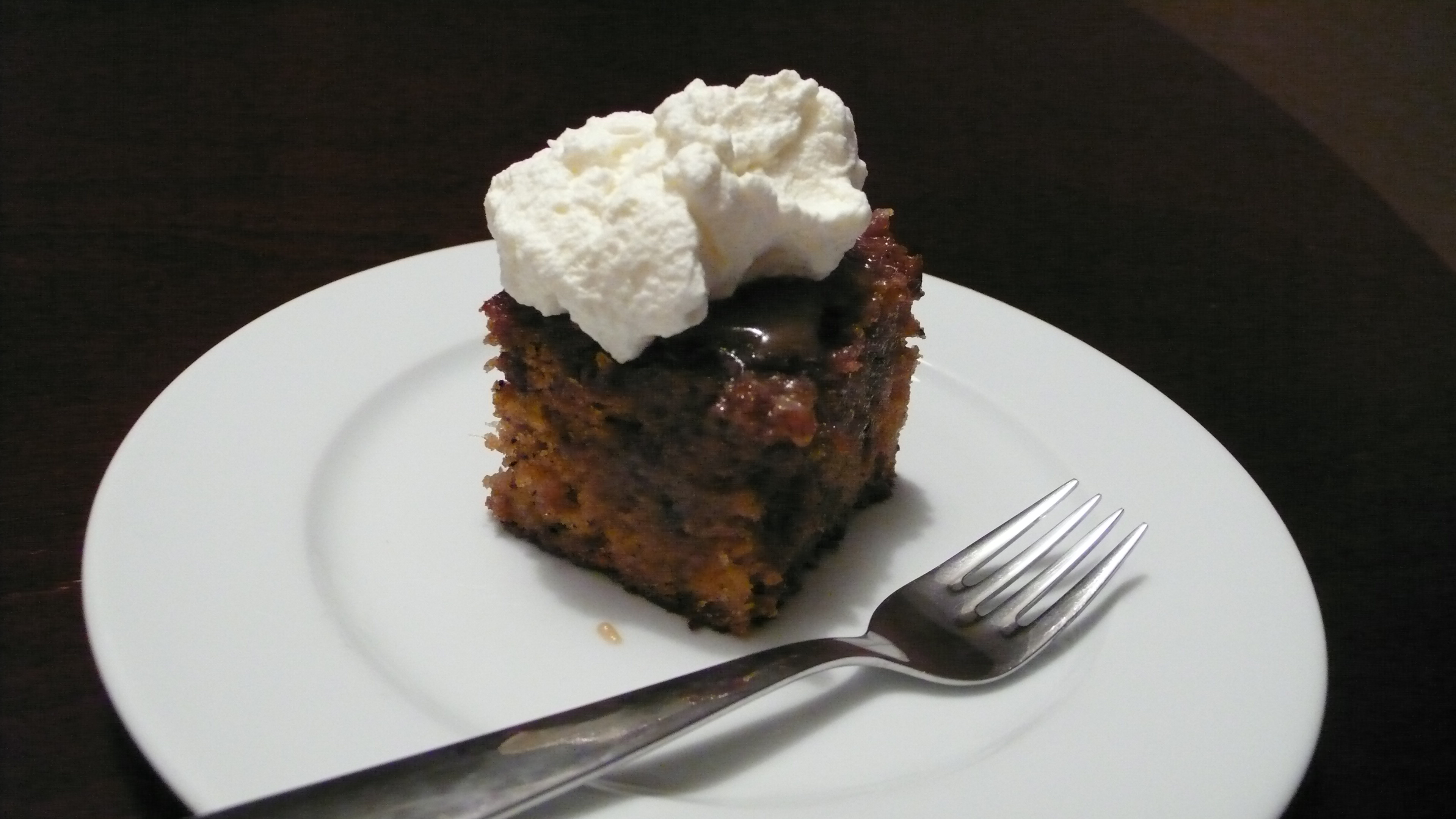 The Chopping Block's Sticky Toffee Pudding