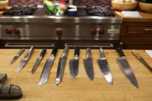 Knife Skills Class at The Chopping Block
