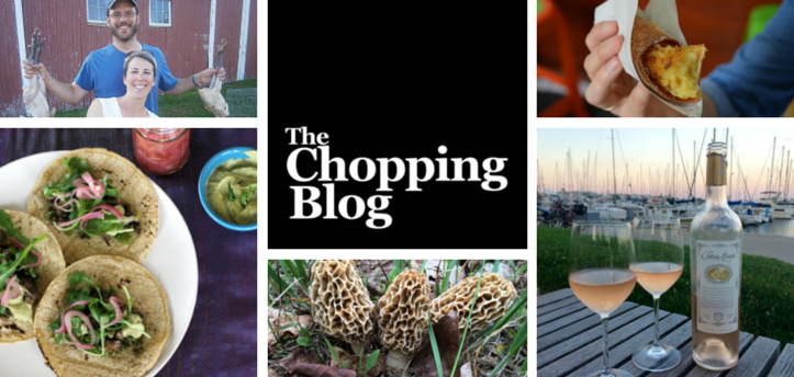 The Chopping Blog