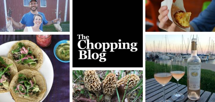 The Chopping Blog