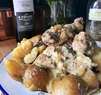 40_Clove_Garlic_Chicken