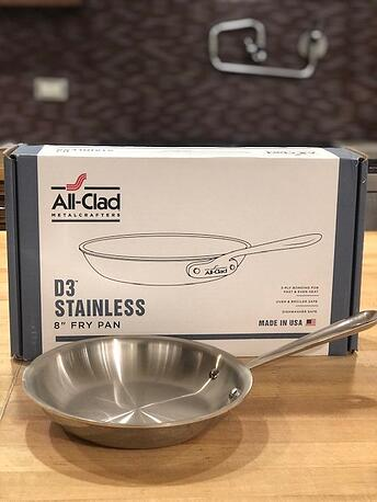 AC d3 stainless