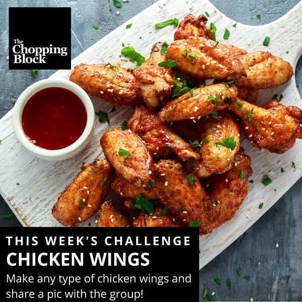 Chicken Wings Challenge