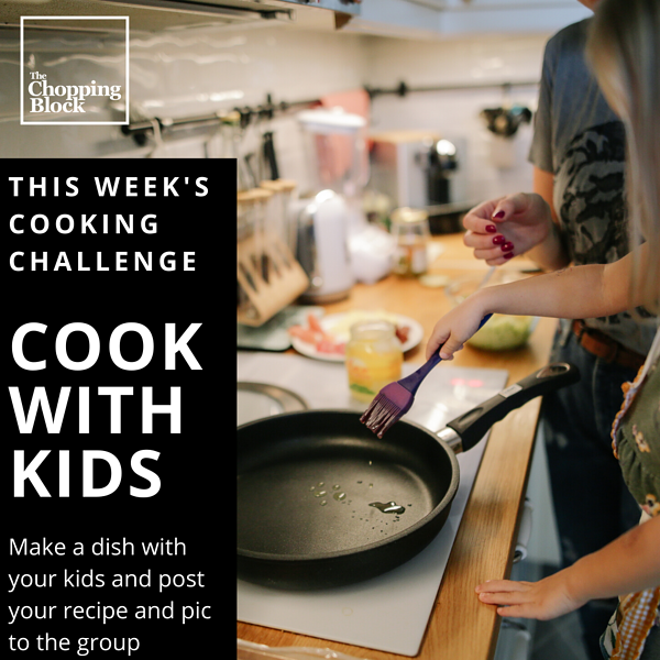 Cook with Kids Challenge