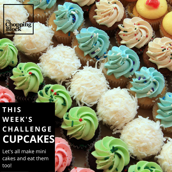 Cupcakes Challenge