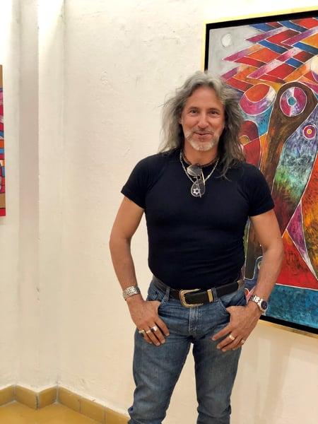 David Leonardo at Instituto Allende