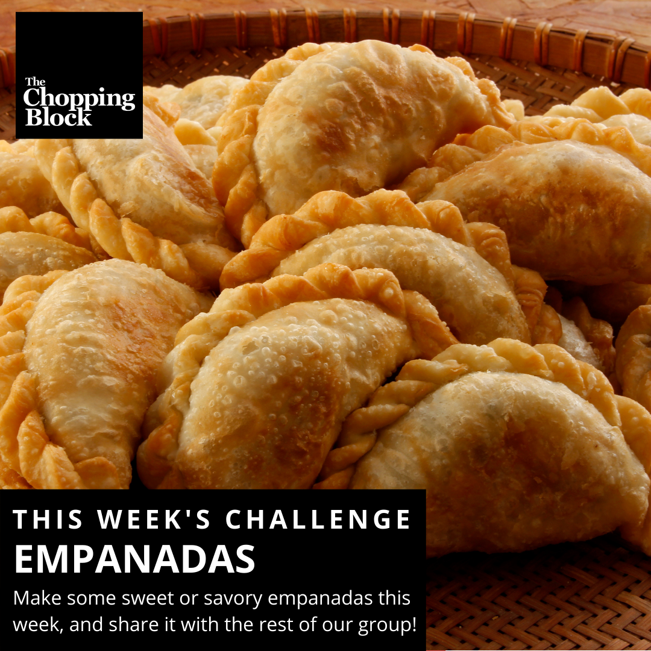 Empanadas FB Challenge