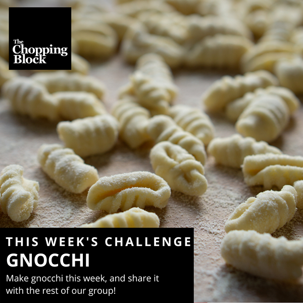 Gnocchi FB challenge