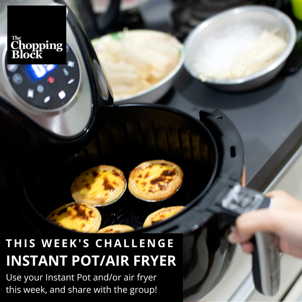 Instant Pot Air Fryer FB Challenge