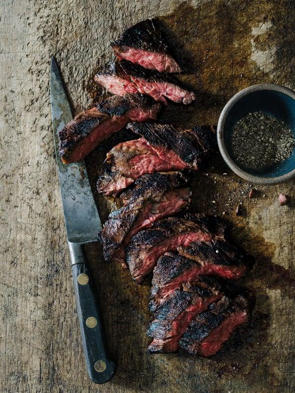 Korean BBQ Skirt Steak