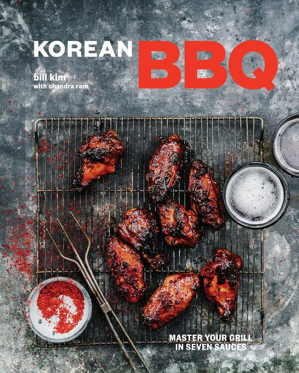 Korean BBQ_cover image