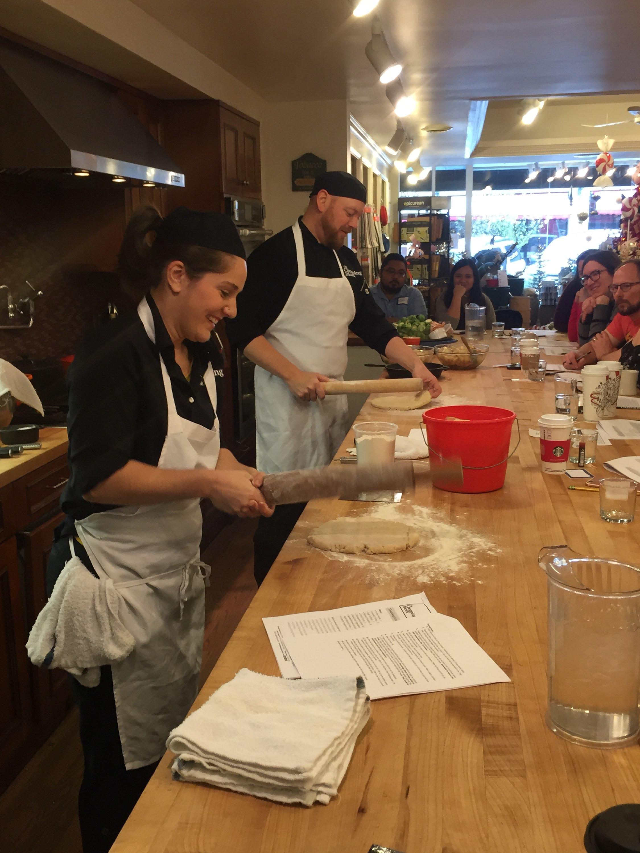 Mario & Stephanie Pie Dough