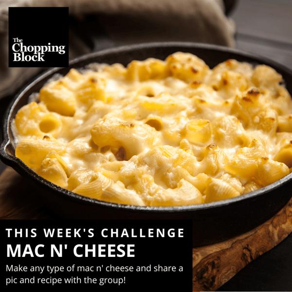 Mac n Cheese Challenge