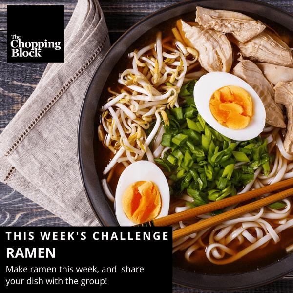 Ramen FB Challenge