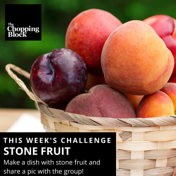 Stone Fruit Challenge