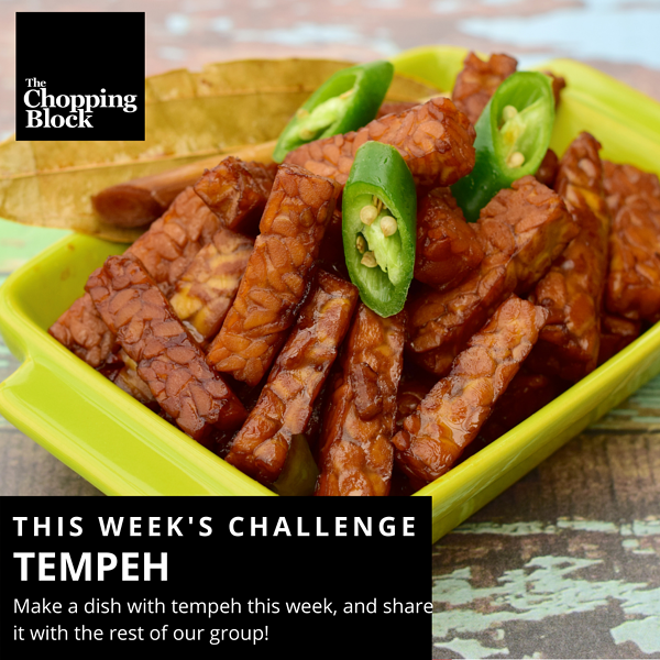 Tempeh FB challenge