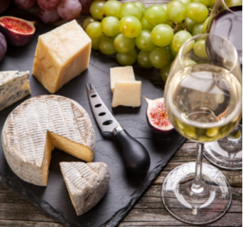 Wine and Cheese Home Box