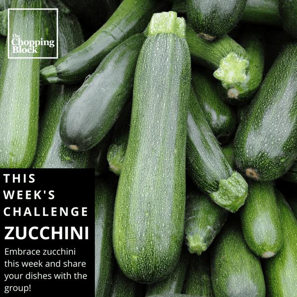 Zucchini Challenge