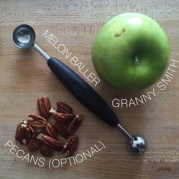 apple mise en place