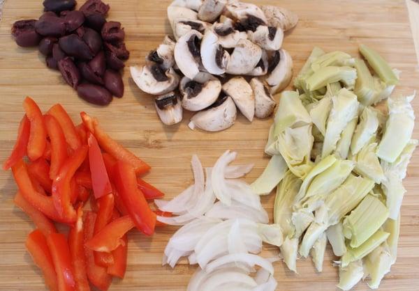 artichoke salsa ingredients