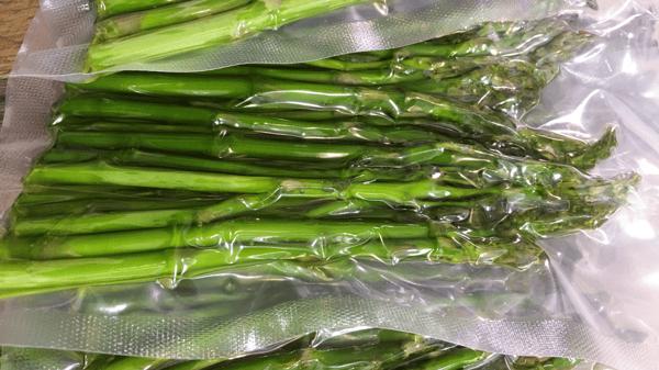 asparagus bags