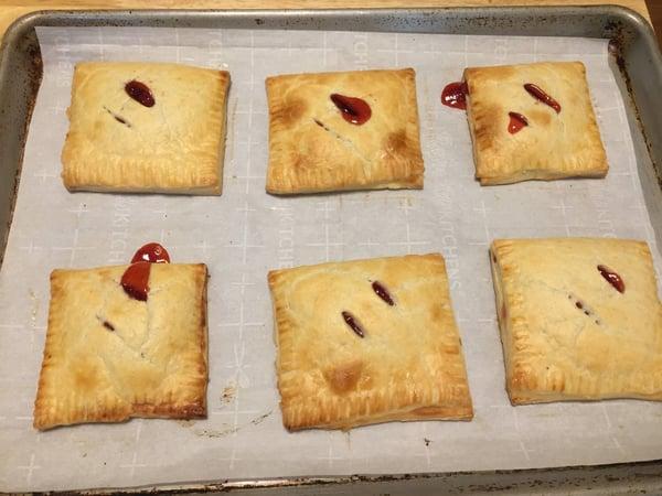 baked pop tarts