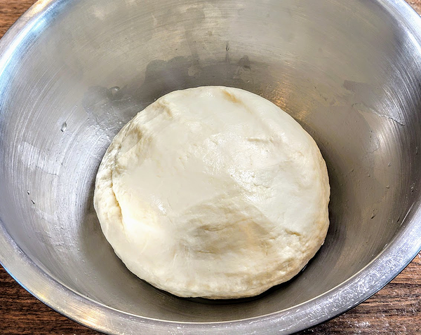 bao dough bowl