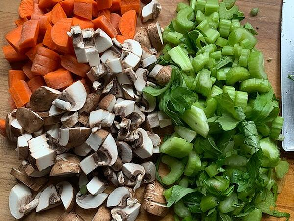 beef stew veggies