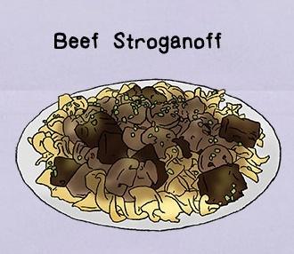 beefstroganoff