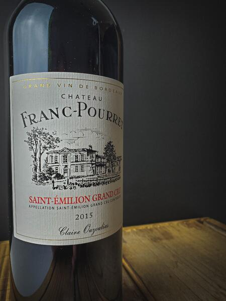 bottle bordeaux