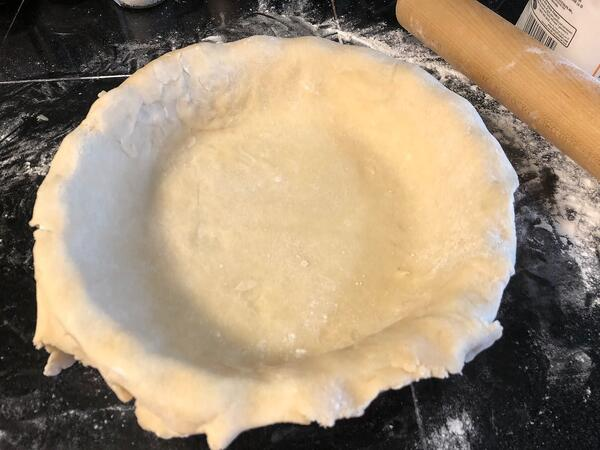 bottom crust