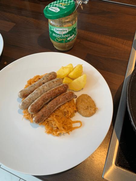 bratwurst
