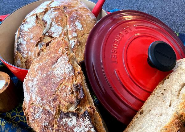 bread le creuset