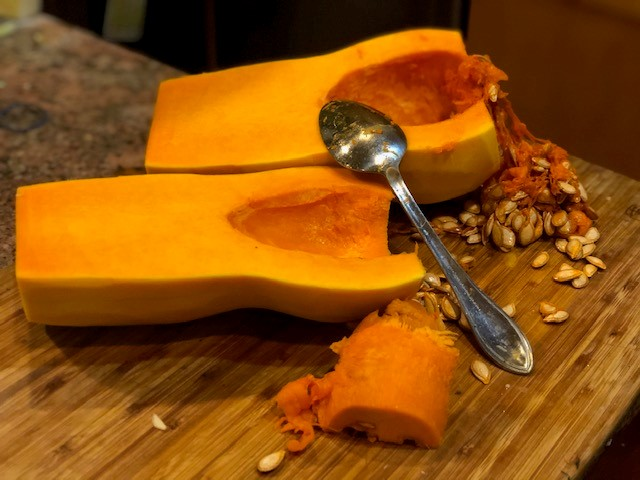 butternut cut seeds