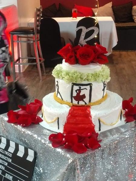 cake finished