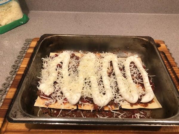 cheese layer lasagna