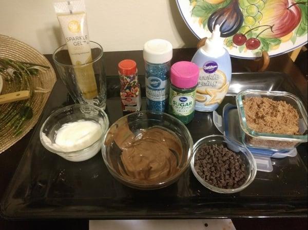 cookie decorating mise en place-1