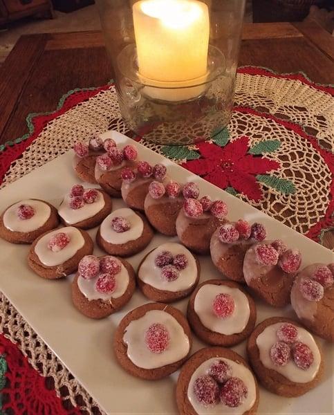 cookieswithcranberries