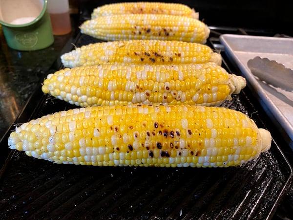 corn char