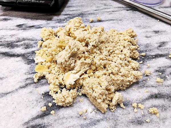 cracker dough