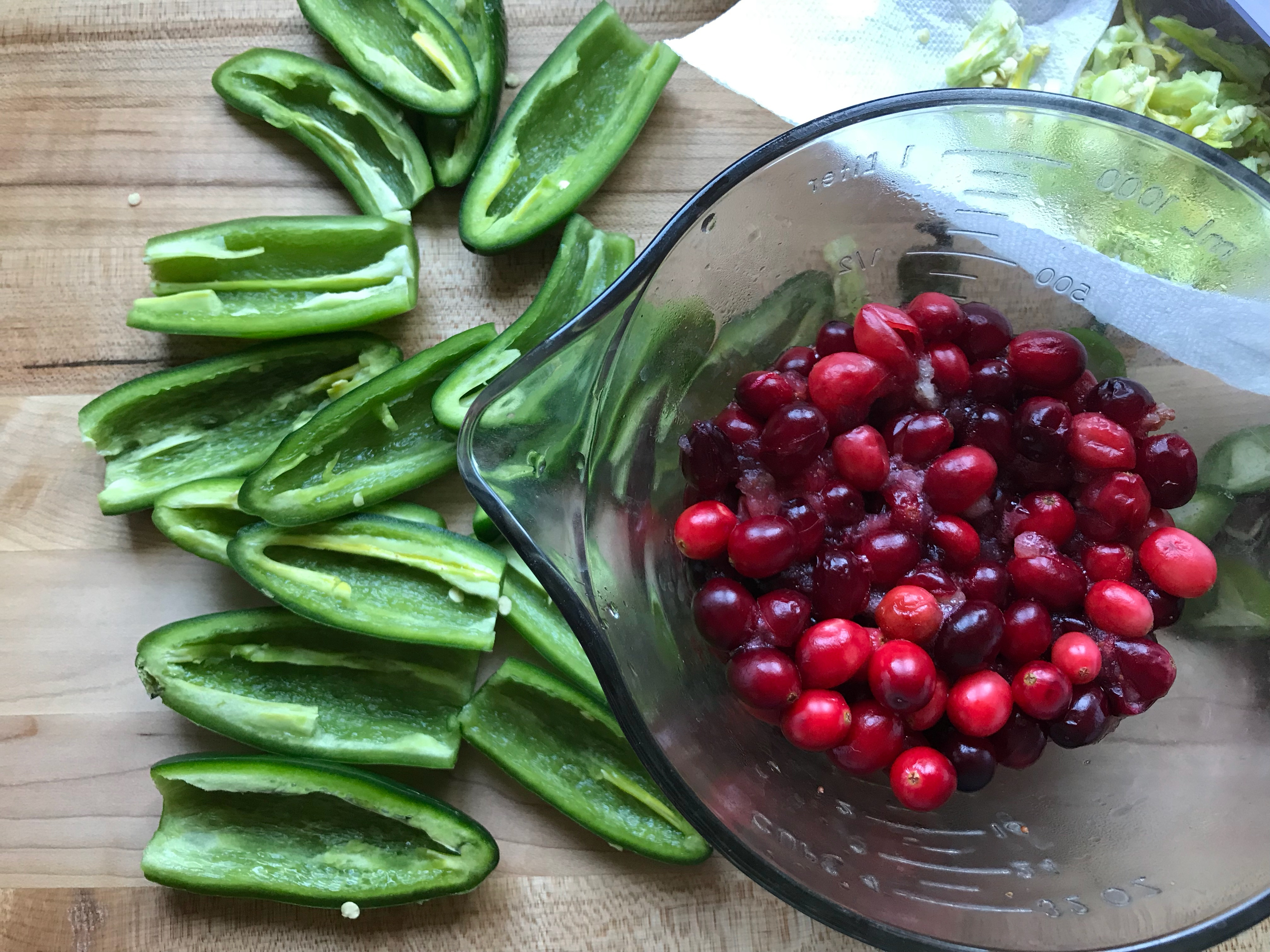 cranberry pepper jelly ingredients