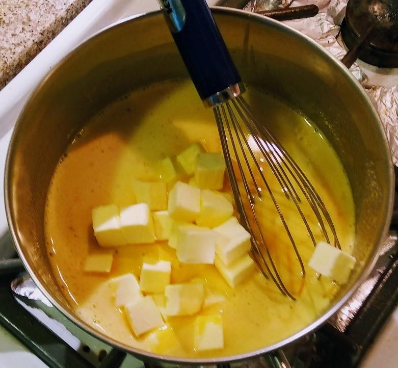 lemon curd butter