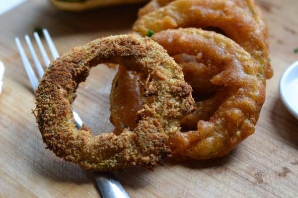 delicata squash baked fried