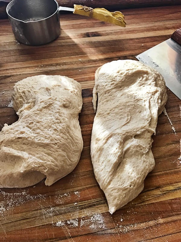 dough divide