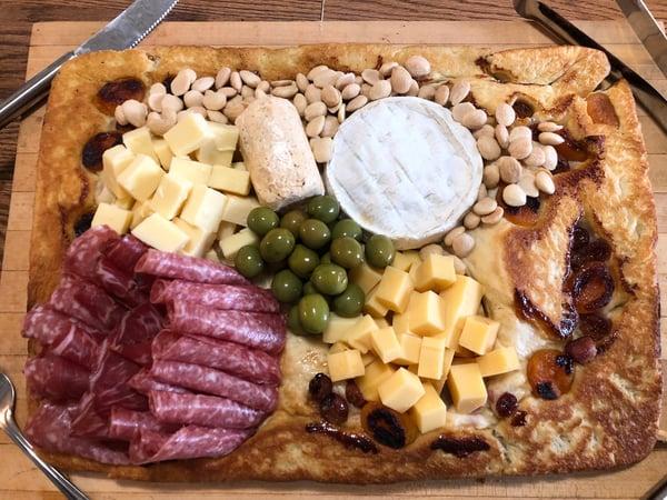 edible cheeseboard 3