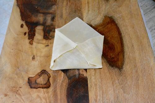 Eggroll Fold