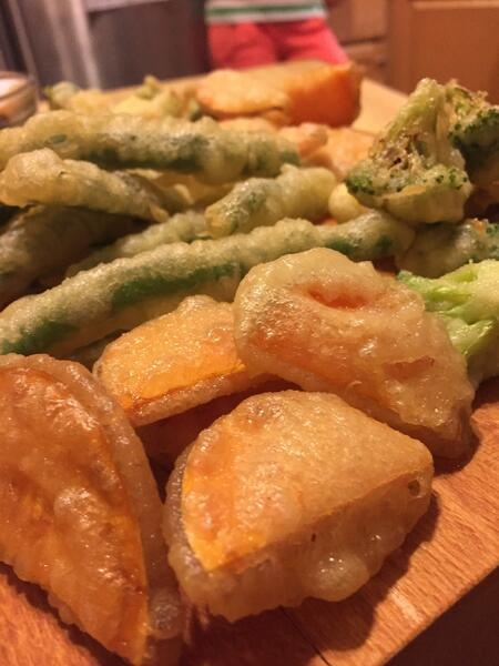 friedvegetables