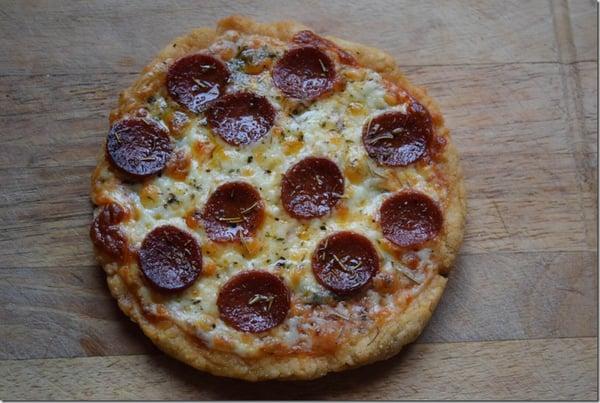 gluten free pizza whole
